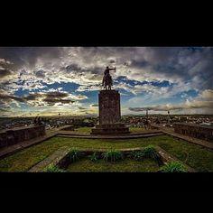 El Morro foto de @Ricardoqmendez #Popayán #Popayan #Cauca #Colombia #sun #Sunset