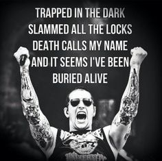 Avenged Sevenfold || Buried Alive
