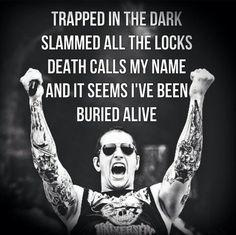 Avenged Sevenfold || Buried Alive