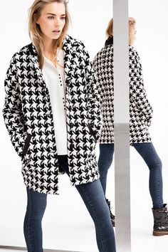 Love this wool coat #vilaclothes
