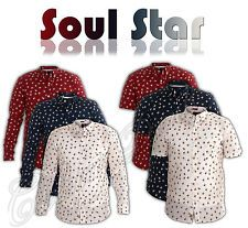 28569952025 New Soul Star Stylish Bird Printed Short   Full Sleeves shirts available in  different eye catching