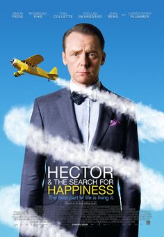 Hector and the Search for Happiness, one of the best travel movies of all time. For more awesome travel movie suggestions click the pin.