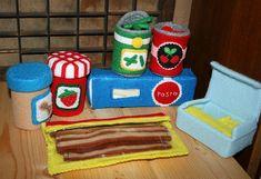 Felt food - packaging | Flickr - Photo Sharing!