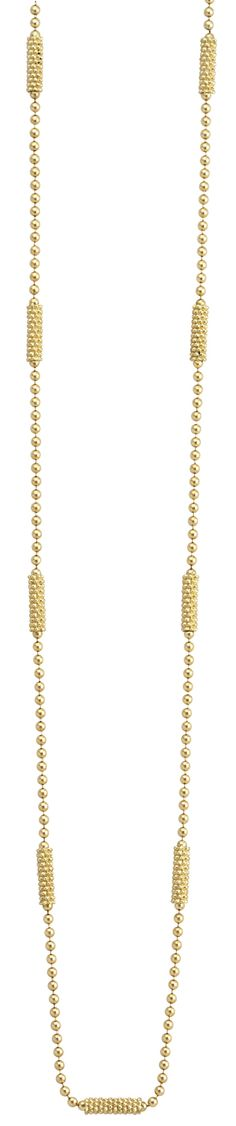18k Gold Covet Necklace | @Megan Ward Lagos Jewelry
