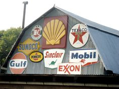 What a great find! Don Baldwin's barn has been converted into a museum, telling the story of the oil industry in Western New York. Has anyone been here?    Thank you for keeping the memorabilia alive!