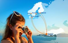 New: More flights from Scandinavia to Turkey Book now your summer flight to Turkey!