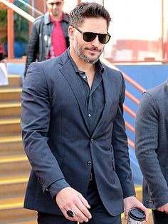 SCRUFFIN' IT photo | Joe Manganiello