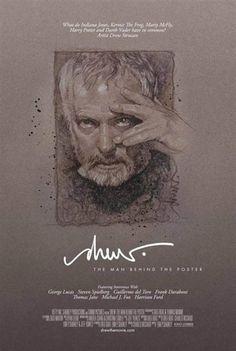Drew Struzan: El diseñador gráfico de los carteles y pósters de Hollywood.