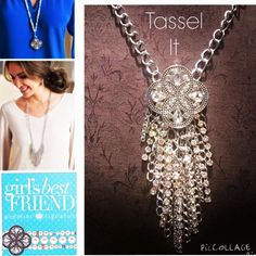 Girl's Best Friend...Tassel! http://www.christinemaulsby.mypremierdesigns.com