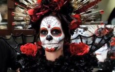 Day of the Dead: DIY Sugar Skull Halloween Look with Rick Baker, Horror Makeup FX Master « Halloween Ideas