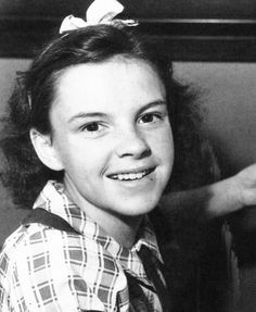 Judy Garland by classic film scans, via Flickr