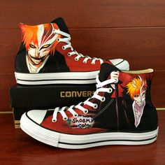 ca877723af33c5 Hand Painted Shoes, Hand Painted Canvas, Converse All Star, Converse Shoes,  Shoes
