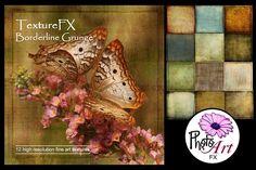 TextureFX: Borderline Grunge (12