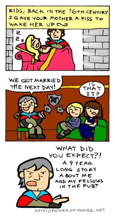 How I met your mother, realistic edition…