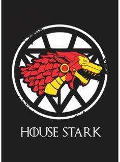 Camiseta HOUSE TONY STARK