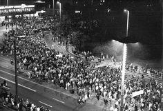 Leipziger Montagsdemonstration, am 23.10.1989