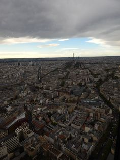 #Montparnasse #PanoramicView #Paris