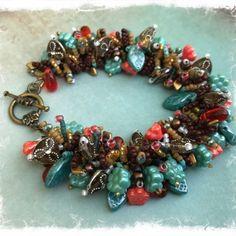 Raspberry Fields Design | Wearable Art Jewelry