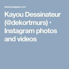 Kayou Dessinateur (@dekortmurs) • Instagram photos and videos