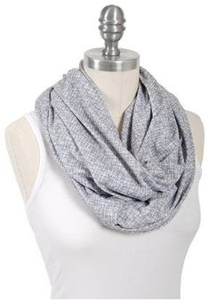 Bebe Au Lait Nursing Scarf - Cotton - Lexington