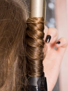 If your stick straight mane is craving some oomph, consider curls. Learn how to curl here!