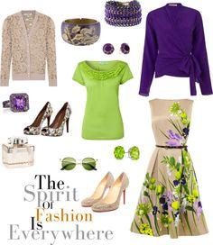 """The spirit of Fashion"" by jj-van-gemert on Polyvore"