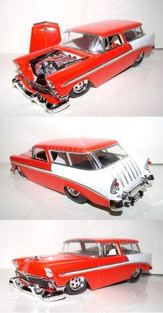Pro-Street 56 Chevy Nomad