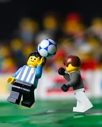 11 fun lego pictures you could use for bunting