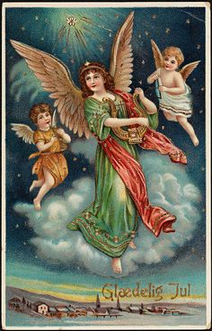 Christmas Card, 1913