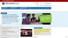 Open Learning Initiative Open Learning Initiative