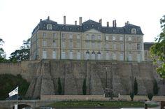 Chateau de Sable sur Sarthe, Pays de la Loire