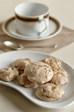 Biscotti di cocco e croccante di avena