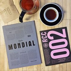 "@coffeetablemags's photo: ""After a bad start into the day, it immediately became better by reading in one of my favourite magazines—Mondial – Issue 2 (by @rapha)—and drinking this delicious Thageini, Kenya by @lippekaffe from todays package of my Coffee Advent Calendar. Hooray! — #kaffebox #lippecoffee #raphamondial #mondialmag #coffeetablemags"""
