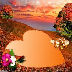 Framed Wallpaper, Flower Background Wallpaper, Heart Wallpaper, Flower Backgrounds, Beautiful Rose Flowers, Beautiful Gif, Rainbow Falls Hawaii, Love Frames, Rose Images