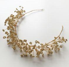 Mila Hairvine — Eden b. Fascinator Headband, Fascinators, Headpieces, Wedding Hair Pins, Wedding Dress, Diy Jewelry Inspiration, Whimsical Wedding, Bridal Tiara, Tiaras And Crowns