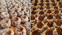 Chestnut nest ready in a few minutes Christmas Goodies, Christmas Baking, Sweet Bar, Czech Recipes, Xmas Cookies, Food Art, Sweet Recipes, Baking Recipes, Sweet Tooth