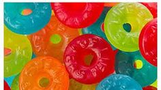 Life Savers Gummies Candy - Coolers: Case You can put theses in your locker for a treat All Candy, Penny Candy, Colorful Candy, Colorful Food, Candy Store, Over The Rainbow, Candy Buffet, Life Savers, Candyland