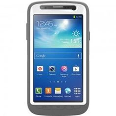 Samsung Galaxy S4 Active Compatible Otterbox Defender Rugged Interactive Case and Holster - Glacier - $44.95