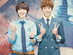 Sulli from f(x) & Lee Hyun Woo - To The Beautiful You - my OTP from the drama Beautiful You Korean Drama, You Are Beautiful, Lee Hyun Woo, Korean Shows, Kdrama Memes, Korean Actors, Korean Dramas, Best Dramas, Sulli
