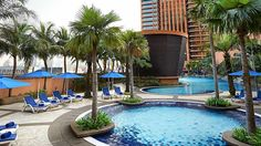Plan a poolside cocktail, birthday or wedding party at KL's largest rooftop pool at the Berjaya Times Square Hotel Poolside & get a magnificent view of KL