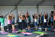 Nantucket to Host Annual Yoga Festival Next Weekend