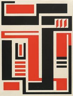 Erich Buchholz, Untitled, 1920