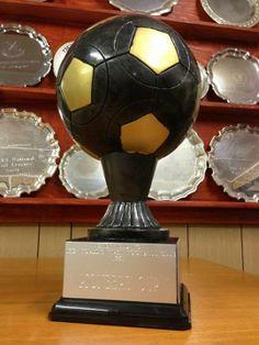 Pioneer Cup trophy