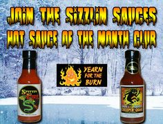Award Winning Hot Sauce of the Month Club, we have now won 54 National Awards with our sauces, why not check out our stuff and see why!