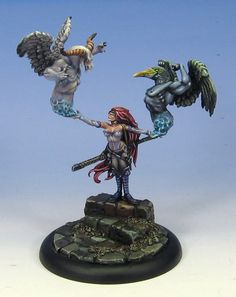 Lady Justice Avatar #Malifaux