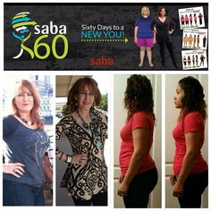 All it takes is one YES to a whole new way of living. Saba60 is more then a weight loss program... It's a life-changing opportunity.   Join me, in becoming a healthier you!!