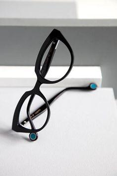 I just loveeeee Anne et Valentin eyewear! A bit expensive eyewear line but so worth every dollar spent! So classy!