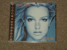 BRITNEY SPEARS: In the Zone CD, Music, Rock, Pop, Teen Pop, Vocals, Female) #TeenPop