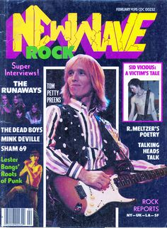 New Wave Rock, 1978 (feat. Meltzer, Bangs, et al.)