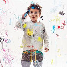 Indikidual fall/winter 2014 easy to wear cool eco clothing for kids Winter Kids, Summer Kids, Fall Winter, Eco Clothing, Cute Kids Fashion, Kid Poses, Magazines For Kids, Kids Prints, Stylish Kids